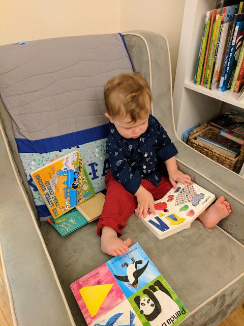 Baby, Toddler, & Preschool Activity Time!