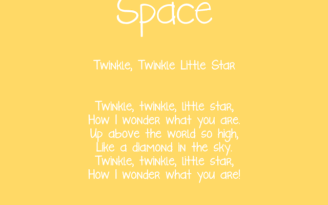 Space Theme