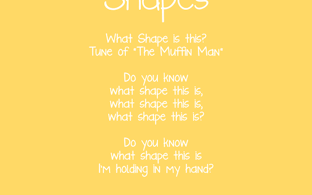 Shapes Theme
