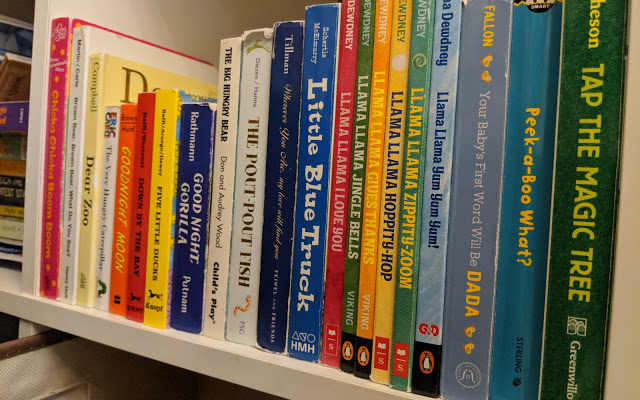 Building a Baby Library