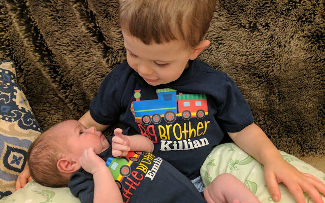 4 Unique Personalized Big Brother – Little Brother Gift Ideas