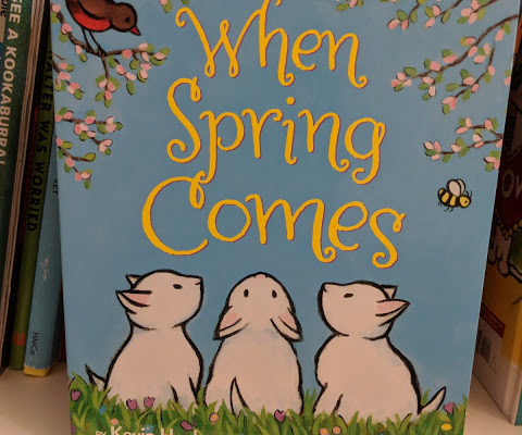 Spring Books and Fingerplays for Babies and Toddlers