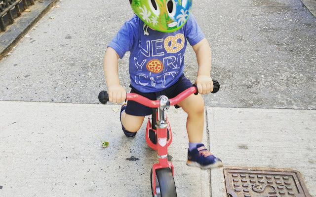 Toot Scoot Toddler Bike