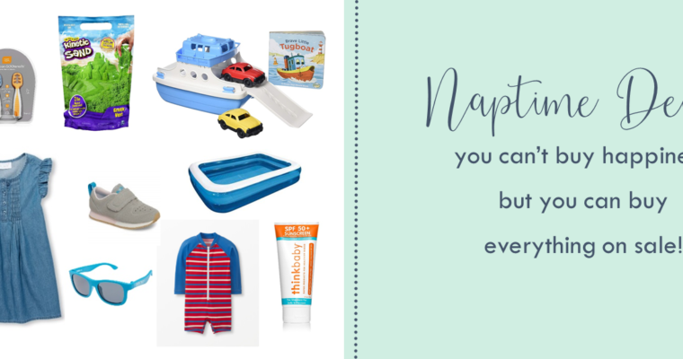 The Best Daily Deals for Moms